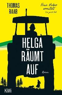 Cover Helga räumt auf
