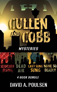 Cover Cullen and Cobb Mysteries 4-Book Bundle