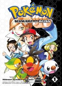 Cover Pokémon - Schwarz und Weiss, 1