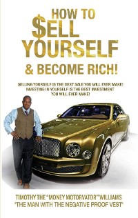Cover HOW TO SELL YOURSELF & BECOME RICH