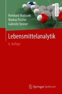 Cover Lebensmittelanalytik
