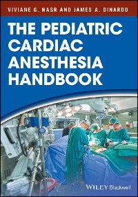 Cover The Pediatric Cardiac Anesthesia Handbook