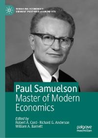 Cover Paul Samuelson