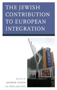 Cover The Jewish Contribution to European Integration