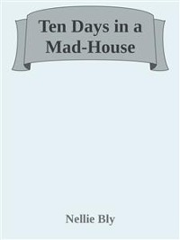 Cover Ten Days in a Mad-House