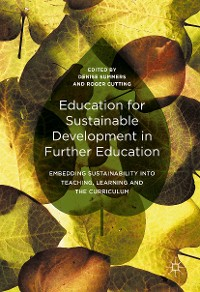 Cover Education for Sustainable Development in Further Education
