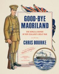 Cover Good-bye Maoriland