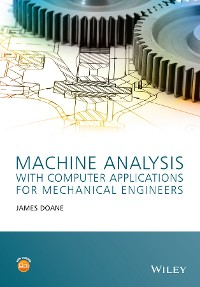 Cover Machine Analysis with Computer Applications for Mechanical Engineers
