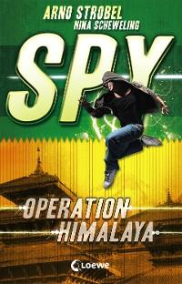 Cover SPY - Operation Himalaya
