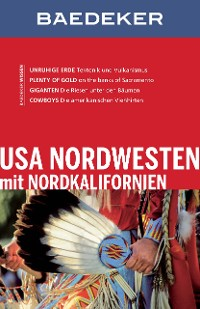 Cover Baedeker Reiseführer USA Nordwesten