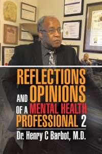 Cover Reflections and Opinions of a Mental Health Professional 2