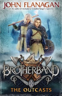 Cover Brotherband 1: The Outcasts