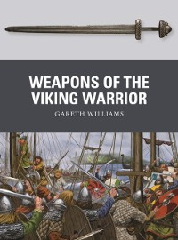 Cover Weapons of the Viking Warrior