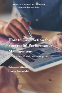 Cover How to Take Action for Successful Performance Management