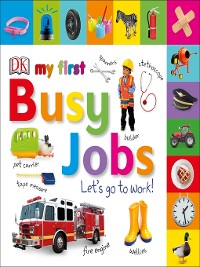 Cover My First Busy Jobs Let's Go to Work