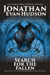Cover Search for the Fallen: True Love vs Everlasting War