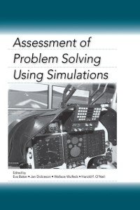 Cover Assessment of Problem Solving Using Simulations