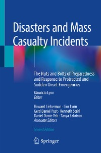 Cover Disasters and Mass Casualty Incidents