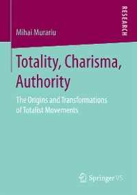 Cover Totality, Charisma, Authority