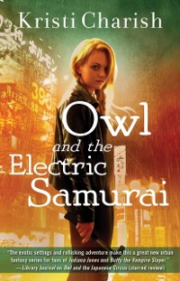 Cover Owl and the Electric Samurai