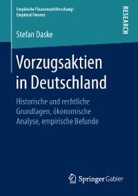 Cover Vorzugsaktien in Deutschland