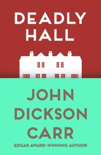 Cover Deadly Hall