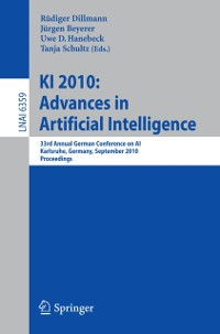 Cover KI 2010: Advances in Artificial Intelligence