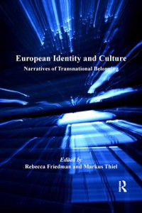 Cover European Identity and Culture