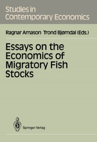 Cover Essays on the Economics of Migratory Fish Stocks