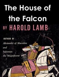 Cover The House of the Falcon