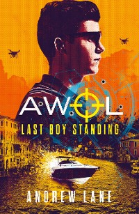 Cover AWOL 3: Last Boy Standing