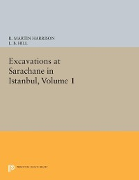 Cover Excavations at Sarachane in Istanbul, Volume 1