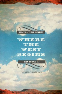 Cover Where the West Begins