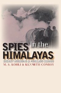 Cover Spies in the Himalayas