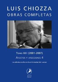 Cover Obras completas de Luis Chiozza Tomo XIII