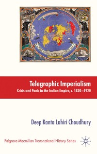 Cover Telegraphic Imperialism