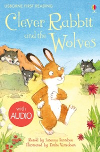 Cover Clever Rabbit and the Wolves