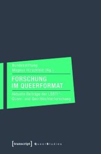 Cover Forschung im Queerformat