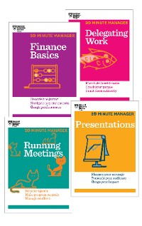 Cover The HBR 20-Minute Manager Collection (8 Books) (HBR 20-Minute Manager Series)