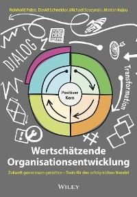 Cover Wertschätzende Organisationsentwicklung