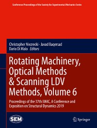 Cover Rotating Machinery, Optical Methods & Scanning LDV Methods, Volume 6