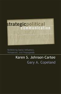 Cover Strategic Political Communication