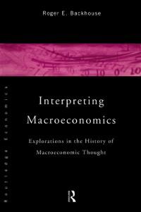 Cover Interpreting Macroeconomics