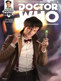 Cover Doctor Who: The Eleventh Doctor, Year Three (2017), Issue 1