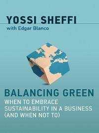 Cover Balancing Green