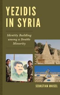 Cover Yezidis in Syria