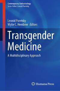 Cover Transgender Medicine