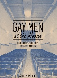 Cover Gay Men at the Movies