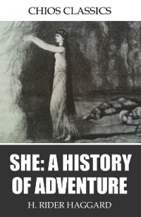 Cover She: A History of Adventure