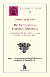 Cover De antiquissima italorum sapientia